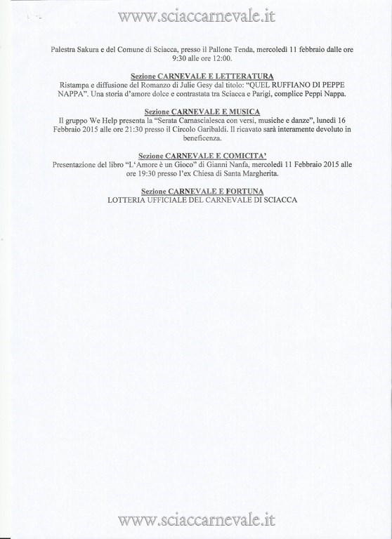 Programma (3)